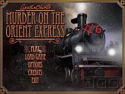 Agatha Christie Murder on the Orient Express Walkthrough Part 6  