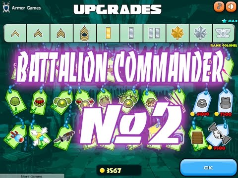 Командир Батальона BATTALION COMMANDER #2