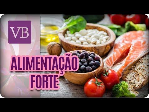 Alimentação Forte: Emagrecer com Saúde - Você Bonita (28/06/17)