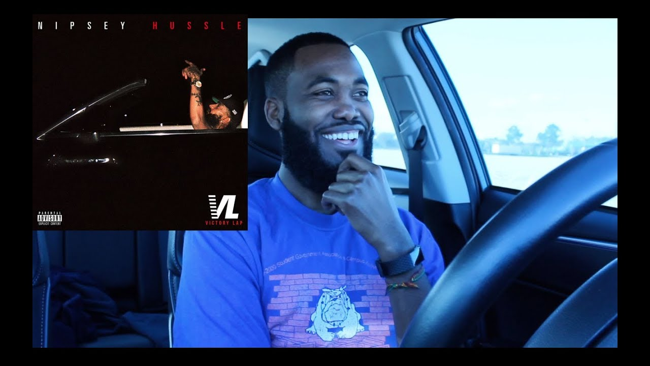 Nipsey Hussle - Victory Lap (Rizzi Met's First Reaction / Review)