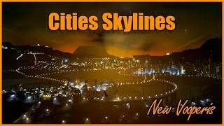 SEA LEVELS ARE RISING - Cities Skylines New Vooperis 49