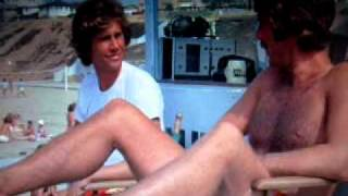 Lifeguard-Sam Elliot  Classic Scene