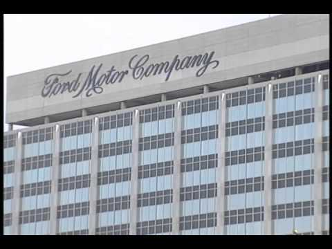 Ford motor company world headquarters youtube for Ford motors corporate office