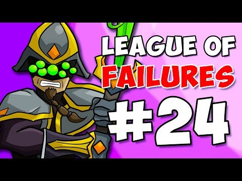 League of Failures #24
