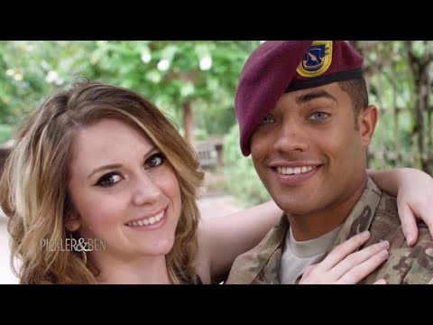 This Military Mom-To-Be Shares Her Story - Pickler & Ben