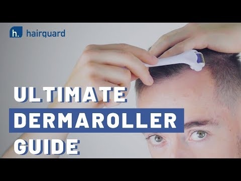 Dermaroller For Hair Growth Guide 101