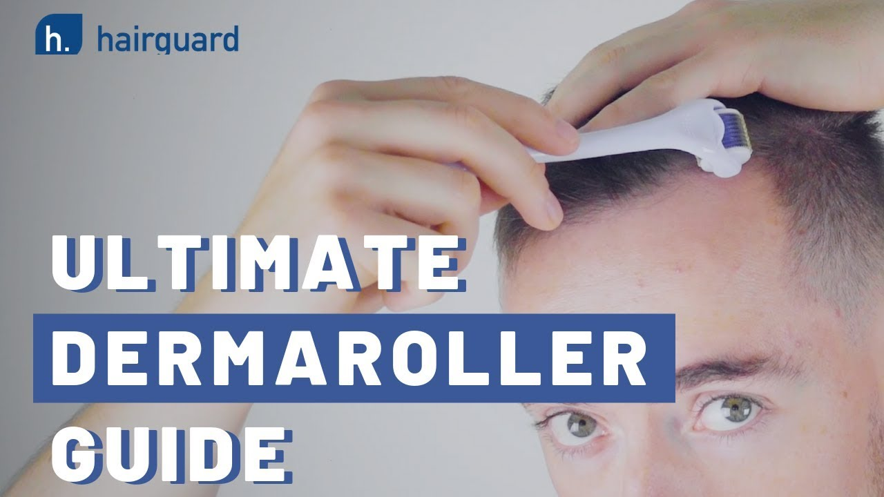 How To Use A Dermaroller For Hair Growth - Hairguard