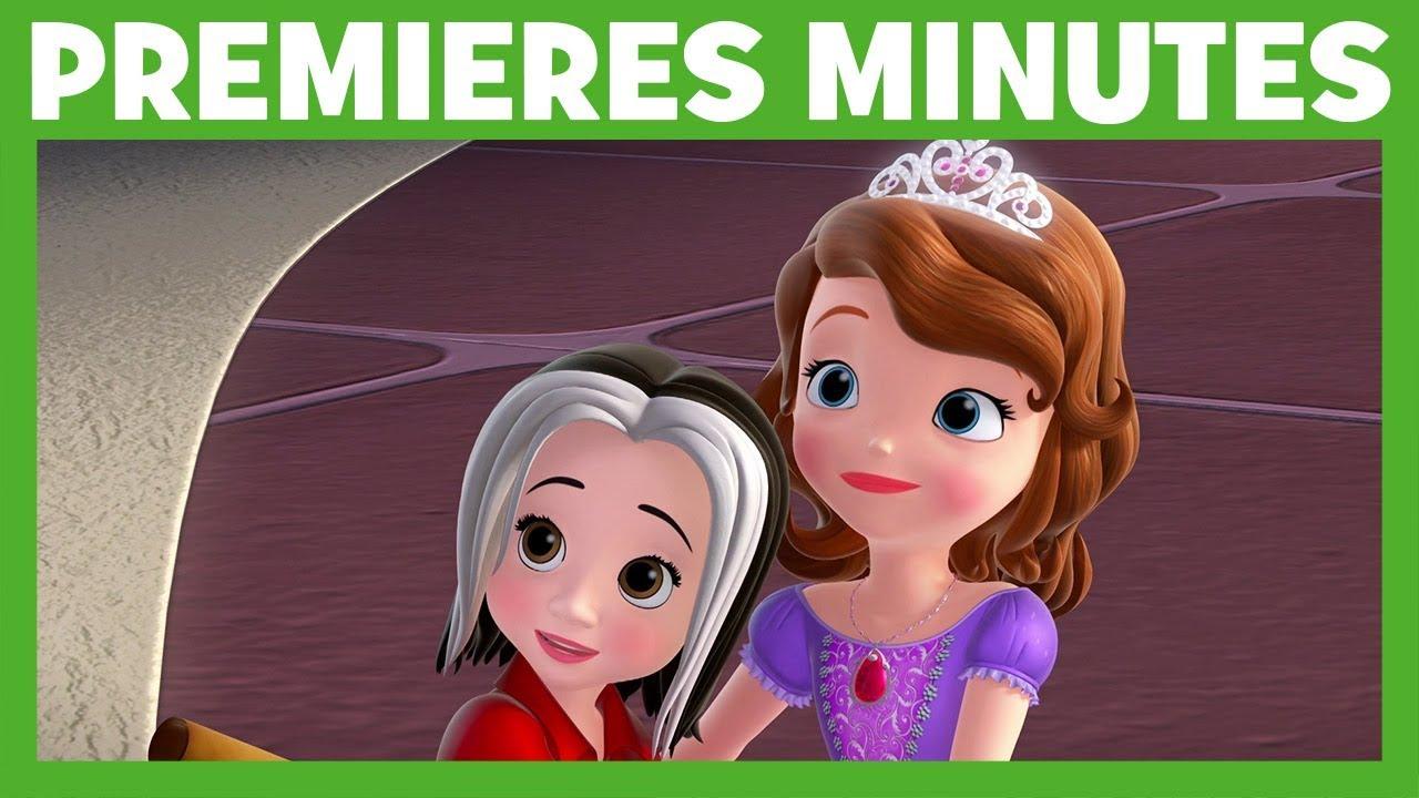 Princesse Sofia De L Autre Cote Du Miroir Youtube