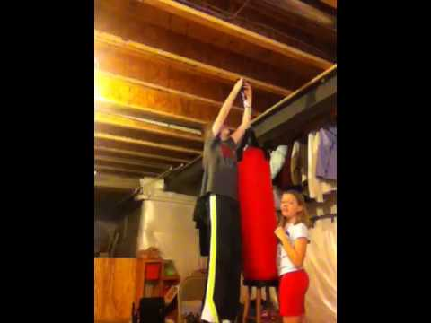 How To Put Up A Punching Bag