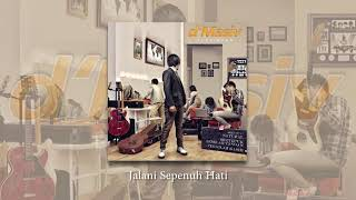 Band - D'masiv - Jalani Sepenuh Hati   Áudio