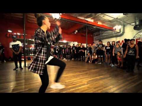 K Camp X Chris Brown - Lil Bit | @AntoineTroupe Choreography