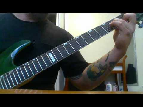 A Perfect Circle 3 libras in standar tuning guitar