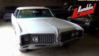1968 Buick Electra 225 Convertible 430 V8