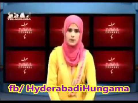 Hyderabadi news channel