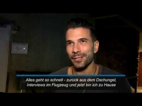 Dschungelkönig Marc Terenzi feiert Rückkehr nach Hannover
