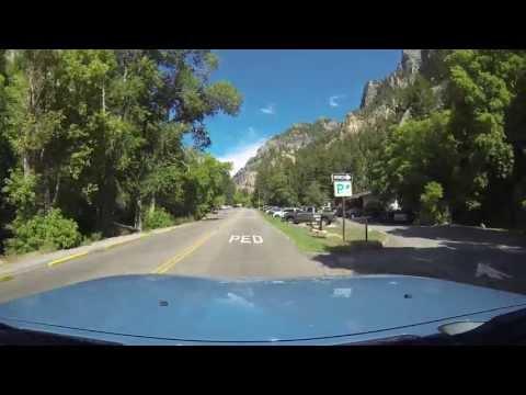 Cruising in the FJ. GoPro Hero3 Pt. 1