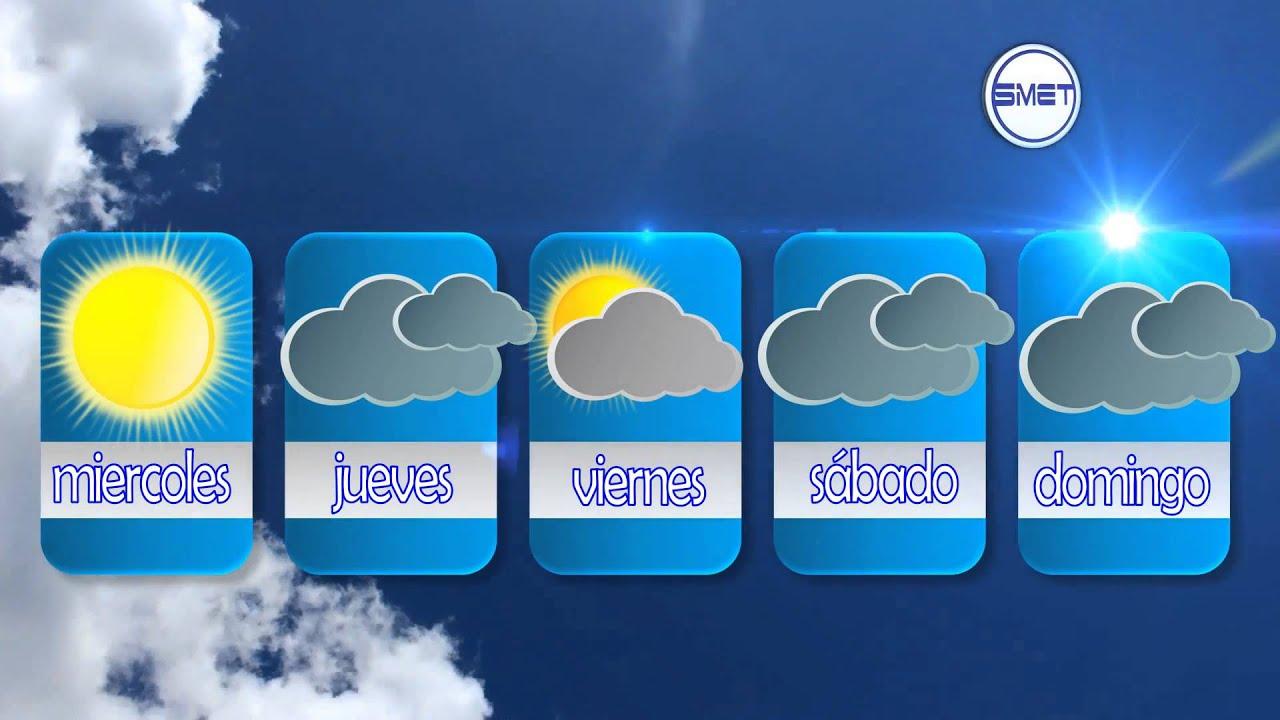 El tiempo para concepci n 26 de febrero de 2014 youtube for Temperatura en otura