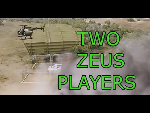 The Two Zeus Gamemasters (Feat: John McClane): Arma 3 Public Vanilla Ops