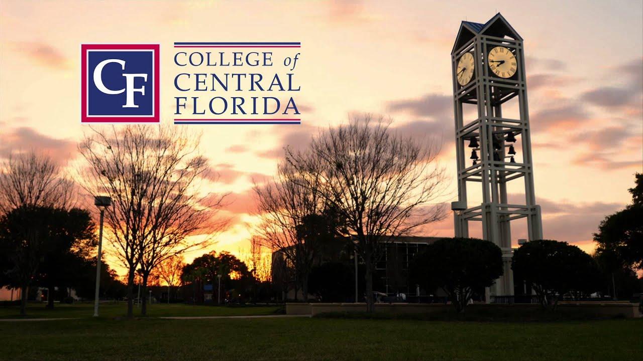 My Ocala TV College of Central Florida Sponsor Bump - YouTube