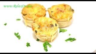Жульен с курицей и грибами в тарталетках(Жульен с курицей и грибами -- рецепт закуски, подходящий как для семейного торжества, так и для блюда на корп..., 2014-01-03T13:53:00.000Z)