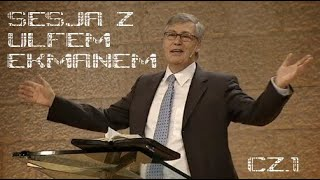 Ulf Ekman 2018 Sesja 1