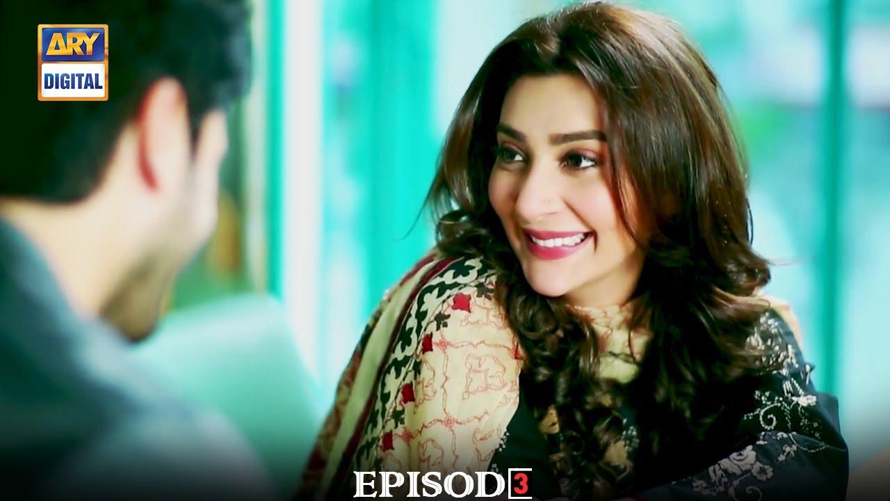 Khuda Mera Bhi Hai Episode 3 | Ayesha Khan & Syed Jibran | ARY Digital Drama