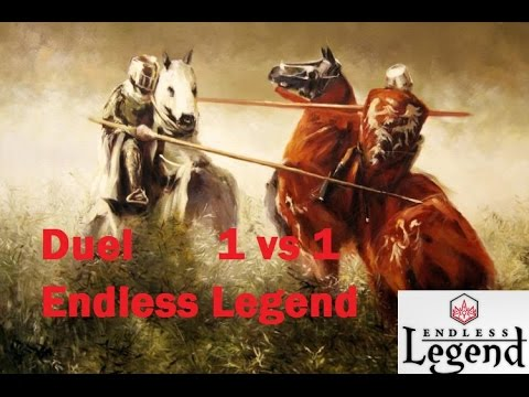 1vs1 Endless Legend Duel (Appolonof vs Solar)