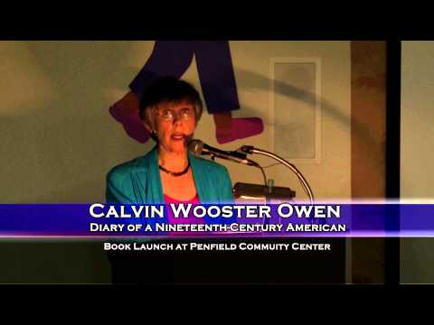 Calvin Wooster Owen: Diary of a Nineteenth-Century American