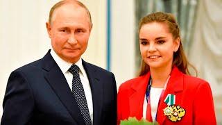 Владимир Путин вручил госнаграды победителям Олимпиады в Токио Медведев ключи от автомобилей BMW