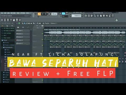 (REVIEW + FREE FLP) Near - Bawa Separuh Hati Ft Ticha Solapung