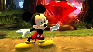 Castle of Illusion Starring Mickey Mouse - Complete Game Walkthrough