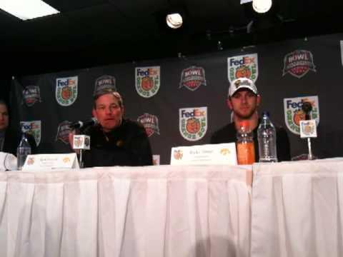 Kirk Ferentz, Rick Stanzi, Adrian Clayborn Part I