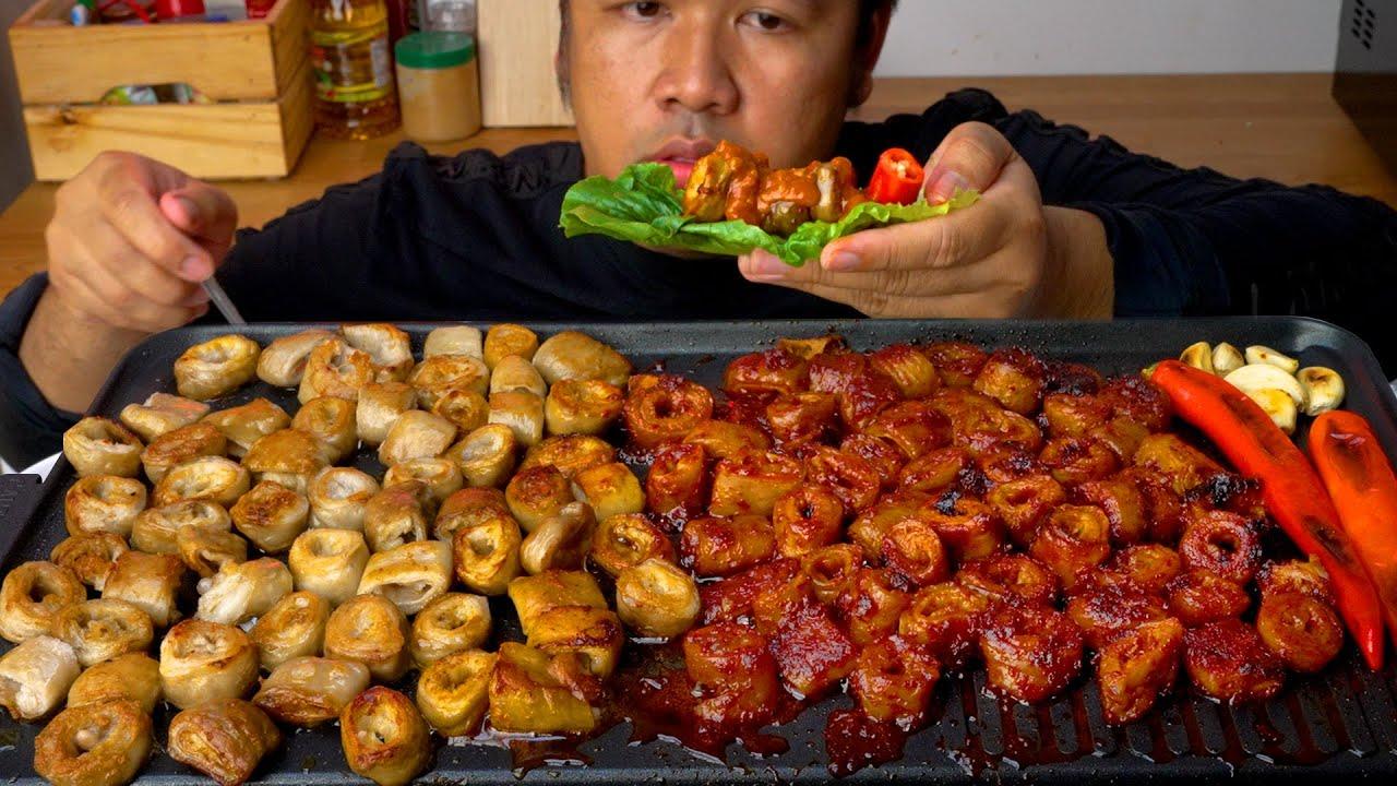 ไส้ย่างเกาหลี : ทำกินชิลๆ