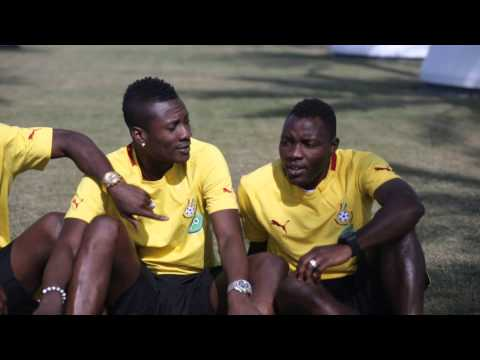 PUMA - The Nature Of The Ghana Team