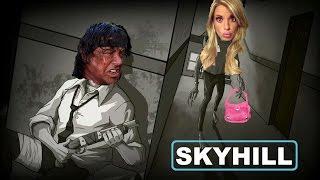 """Skyhill  pt.""""unknown error 0110""""  = Понижаем сложность ="""