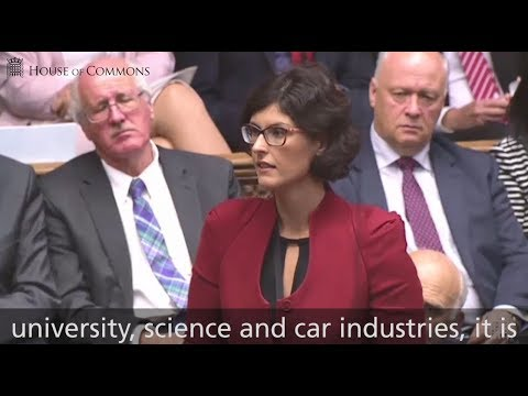 Prime Minister's Questions: Layla Moran MP asks this week's first question