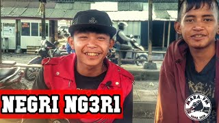 NEGRI NG3R1 - MARJINAL - COVER MARA FM [ SUARA ARUL BIKIN PEDAGANG MELONGO ]