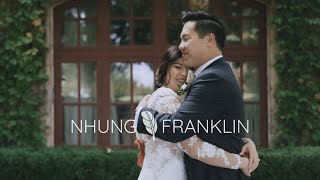 """I'm so lucky to call you mine"" | Beautiful Gaillardia wedding | Oklahoma wedding video"