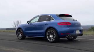 2017 Porsche Macan Turbo w/ Performance Pkg | Complete Review | With Steve Hammes
