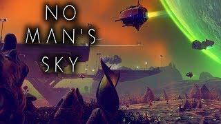 ⚡ BARDZO DŁUGA PODRÓŻ ⚡ NO MAN'S SKY #4