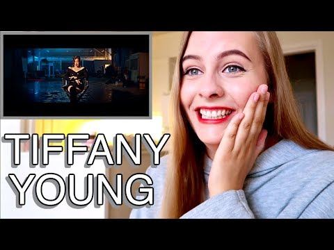 Tiffany Young - Over My Skin MV REACTION