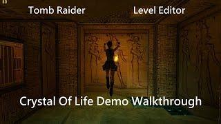 Tomb Raider - Crystal of life Remake (Demo) Walkthrough