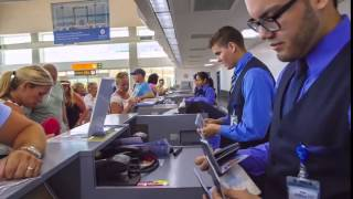 Aruba Airport marketing video 2015
