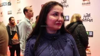 مصر العربية | وفاء سالم: القرد بيتكلم عمل برا الصندوق