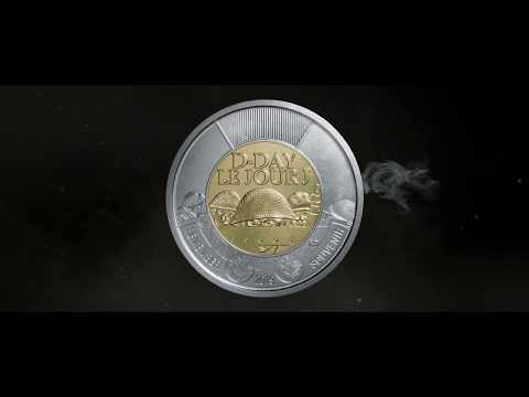 Commemorate D-Day | 2019 Keepsake Card | Royal Canadian Mint