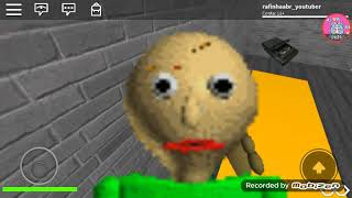 Finger Potato Head Egg roblox Baldi