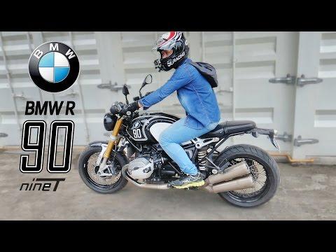 NYOBAIN BMW R Nine T 2017 INDONESIA