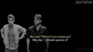 The Chainsmokers & Coldplay - Something Just Like This (Sub Español + Lyrics)