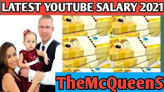 Download TheMcQueenS Latest Youtube Sahod! Magkano ang Youtube Estimated Salary 2021? |Channel Insight