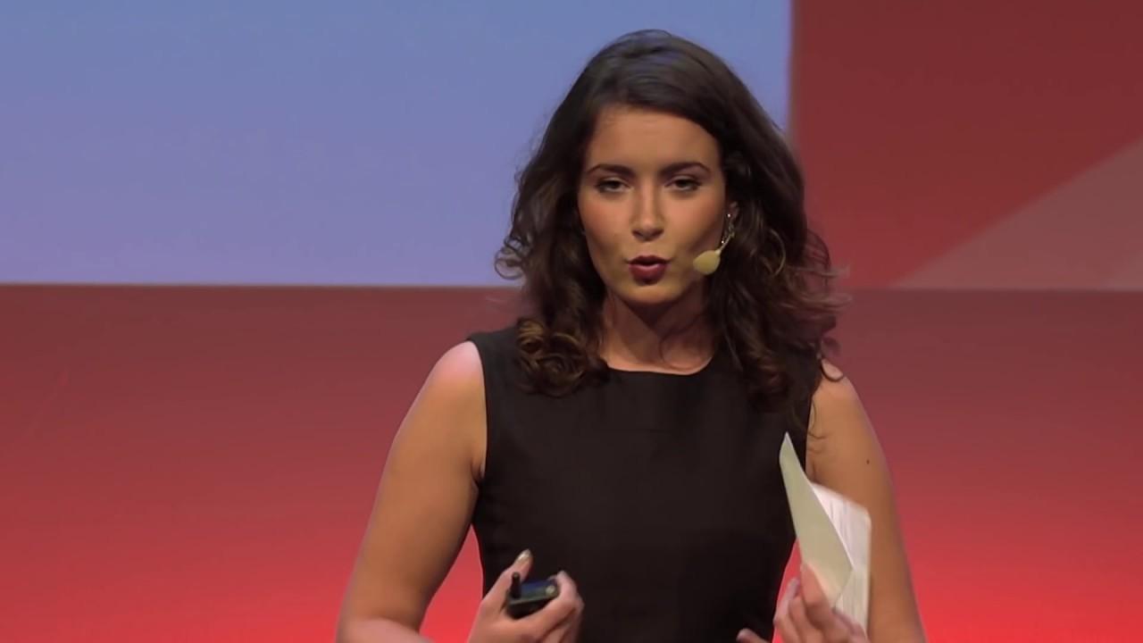 Du poids des maux à la responsabilité des idées | Emmanuelle Duez | TEDxMarseille